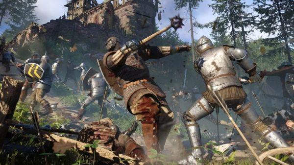 Hra Kingdom Come: Deliverance je hardcore věc, člověk jí musí věnovat hodně času, říká Möwald
