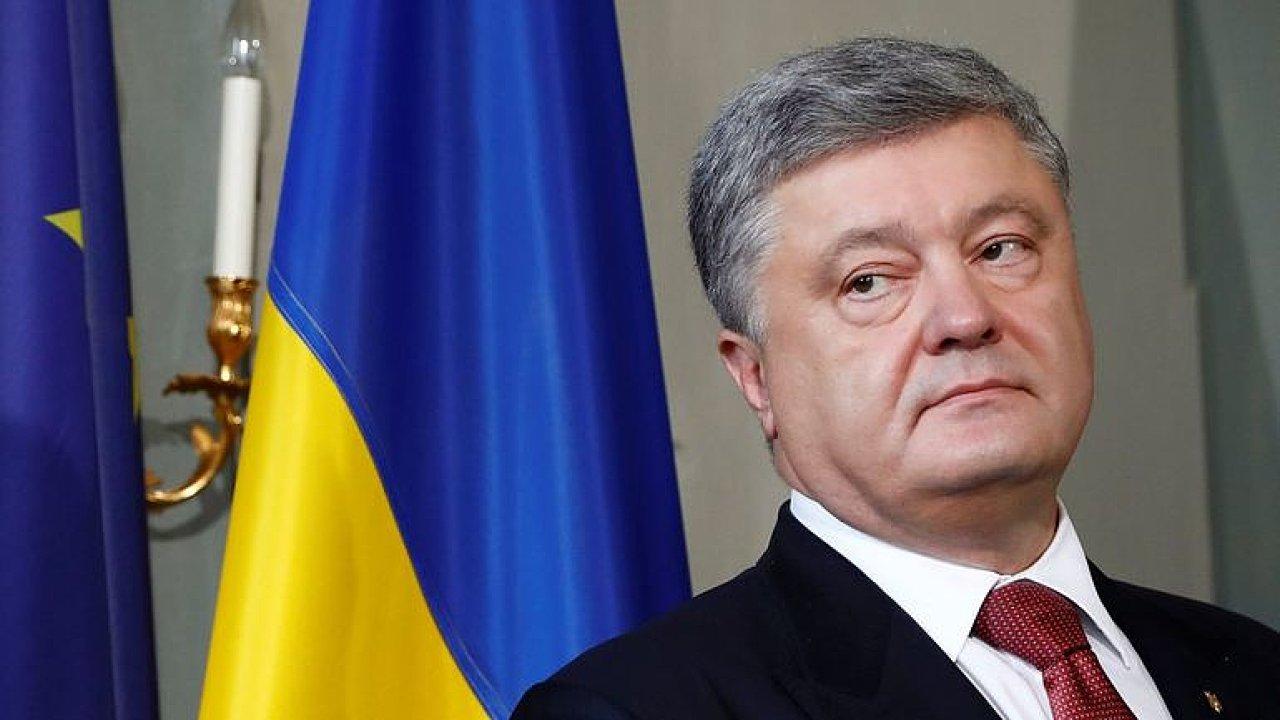 Bude komik prezidentem Ukrajiny? Porošenka by porazil kdokoliv populární, říká Mikloš