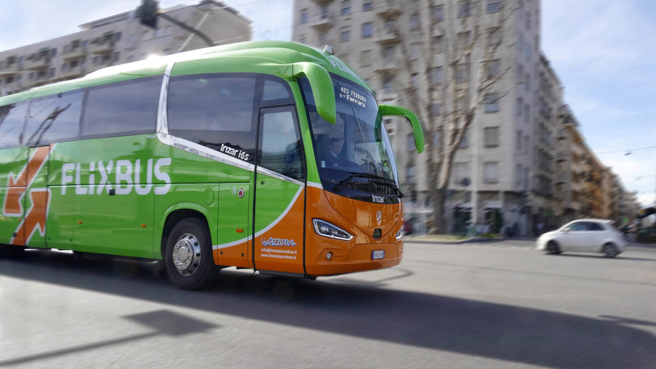 FlixBus zašest let své existence zbavorského Mnichova pronikl do28 evropských zemí, včetně Česka.