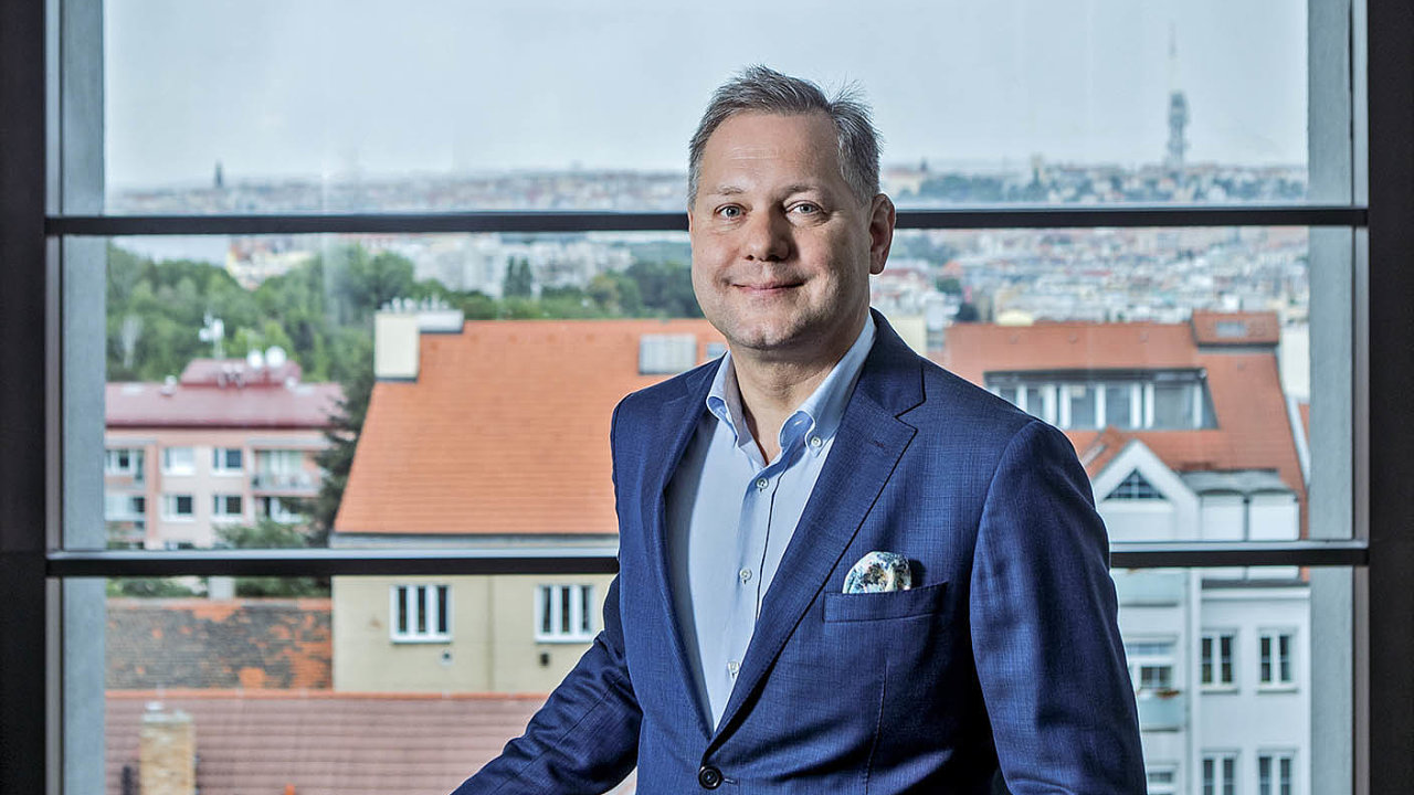 Kamil Čermák, ředitel společnosti ČEZ ESCO