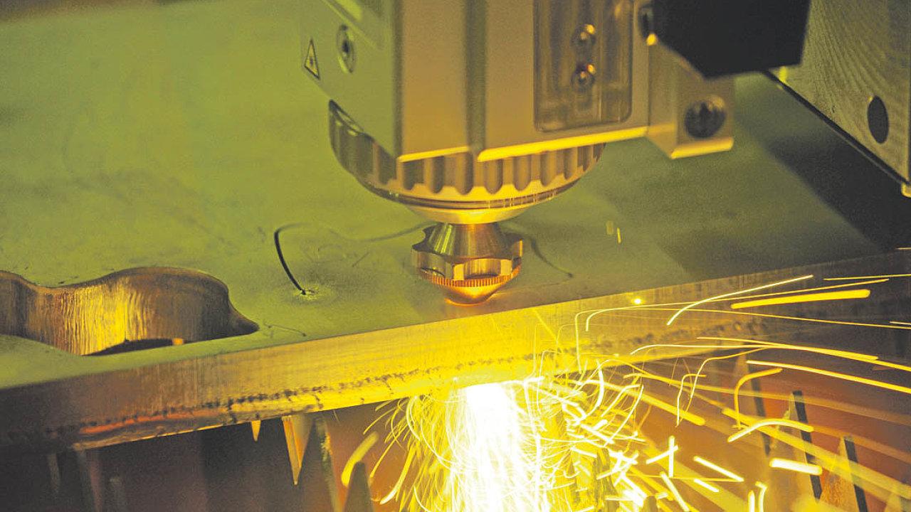 Hlavní devizou Laseru LVD Elactra je ultra-vysokorychlostní zpracování avysoká flexibilita.