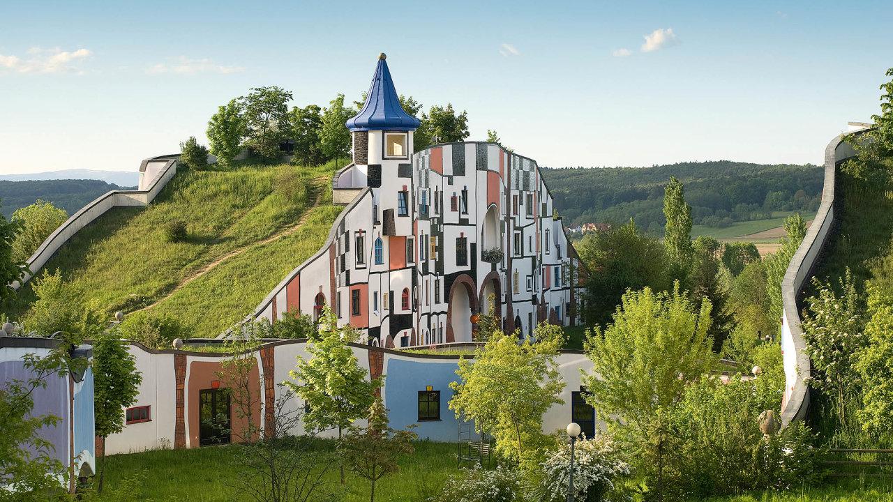Lázeňský ahotelový komplex Rogner Bad Blumau