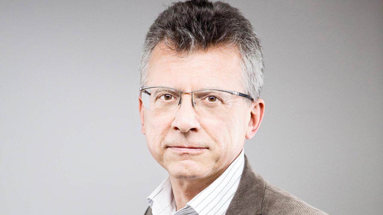 Jan Kasl, předseda České komory architektů