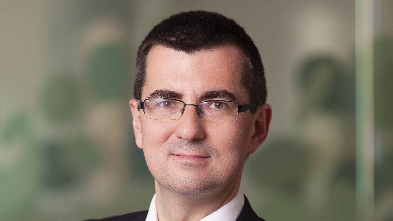 Pojistný matematik České kanceláře pojistitelů ahlavní analytik České asociace pojišťoven Petr Jedlička.