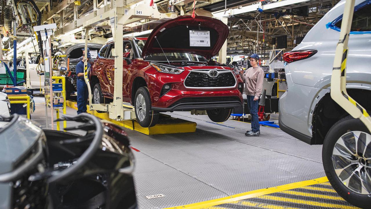 Nejhodnotnější automobilovou značkou světa je podle letošního žebříčku BrandZ japonská Toyota.