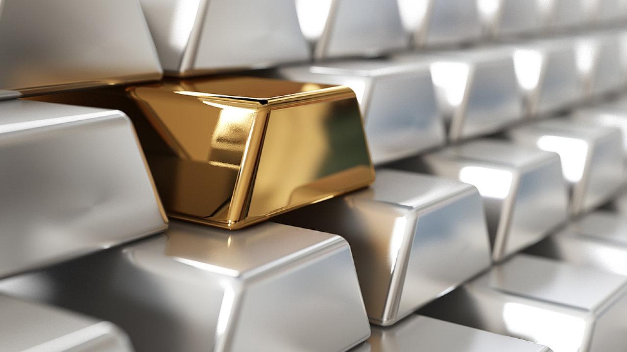 Jaké jsou výhody zajištění se na stáří prostřednictvím druhého pilíře? Nebo raději vsadit na zlato a stříbro?