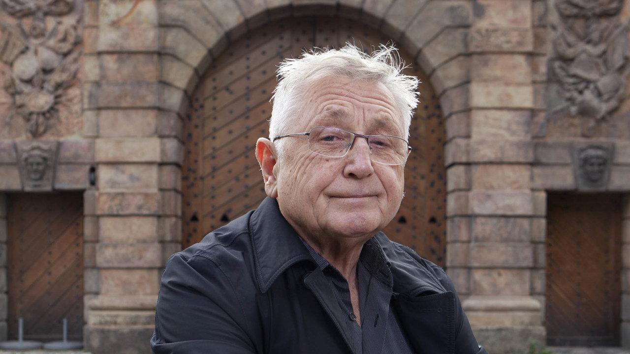 Zesnulý režisér Jiří Menzel