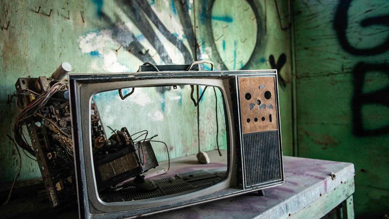 V Česku se v roce 2018 zrecyklovalo 43,6 procenta elektronického odpadu.