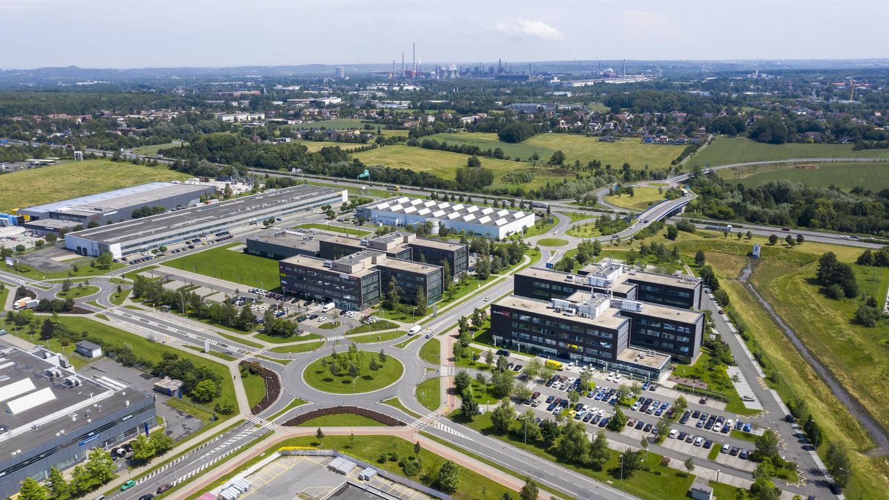 Již 16 let CTP také provozuje ctPark Ostrava, kde funguje 75 firem a práci zde našlo více než 7600 zaměstnanců.