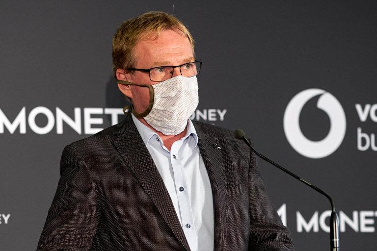 Miroslav Bartoš, zakladatel vítězné firmy API CZ, Vodafone Firma roku 2020 Jihočeského kraje