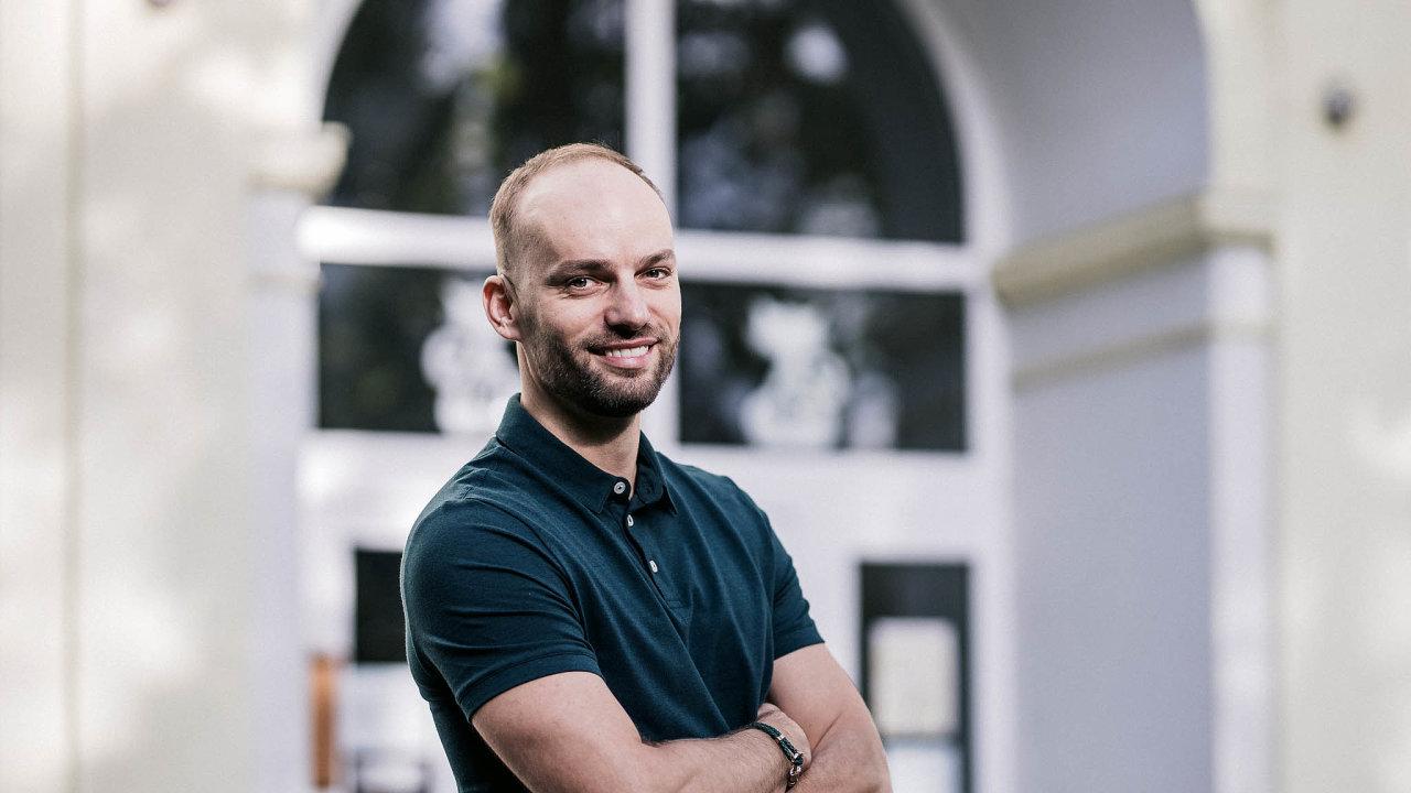 Jiří Vymětal, ředitel Základní amateřské školy Svatoplukova vOlomouci
