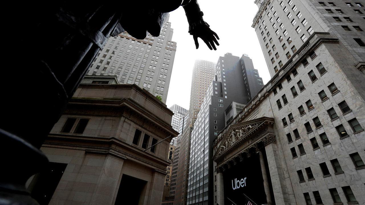 Investoři na Wall Street zažili den plný nejistoty.