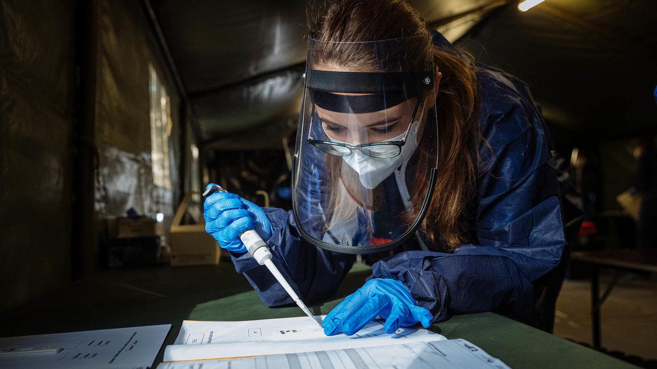 Takzvaná britská mutace nového typu koronaviru byla v polovině prosince zaznamenána v Anglii. Nakažlivější varianta nákazy se dosud prokázala například v Německu, na Slovensku a v Maďarsku.