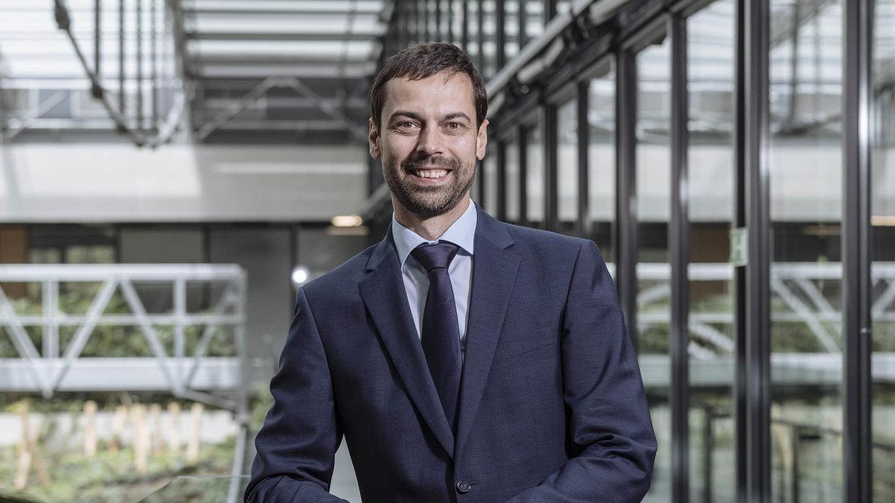Generální ředitel Hypoteční banky Jiří Feix letos neočekává plošný růst cen bytů.