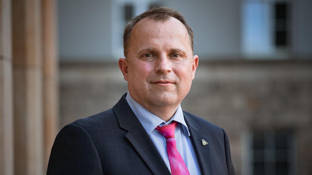Martin Procházka, Rektor Univerzity Palackého (2021-2025)
