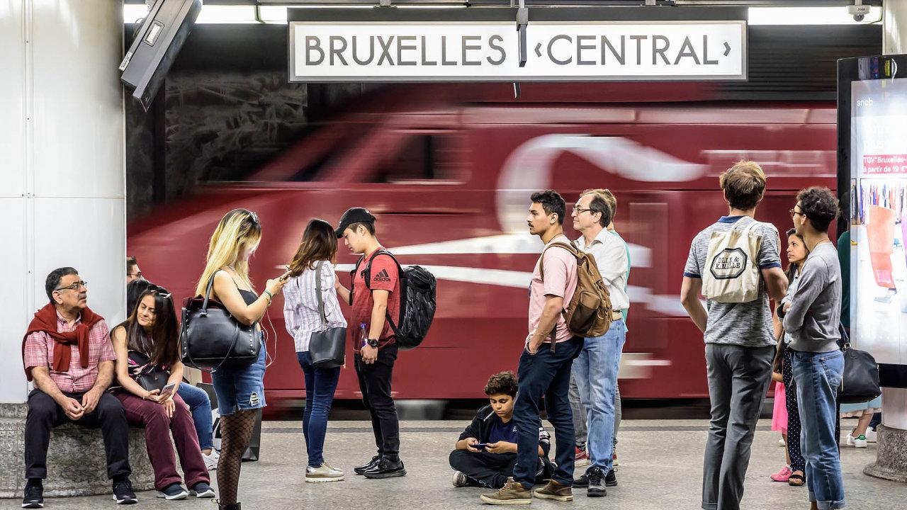"""Letošek Evropská komise vyhlásila Rokem železnice aapeluje načlenské státy unie, aby vrámci """"zeleného"""" restartu popandemii vsadily navlaky."""