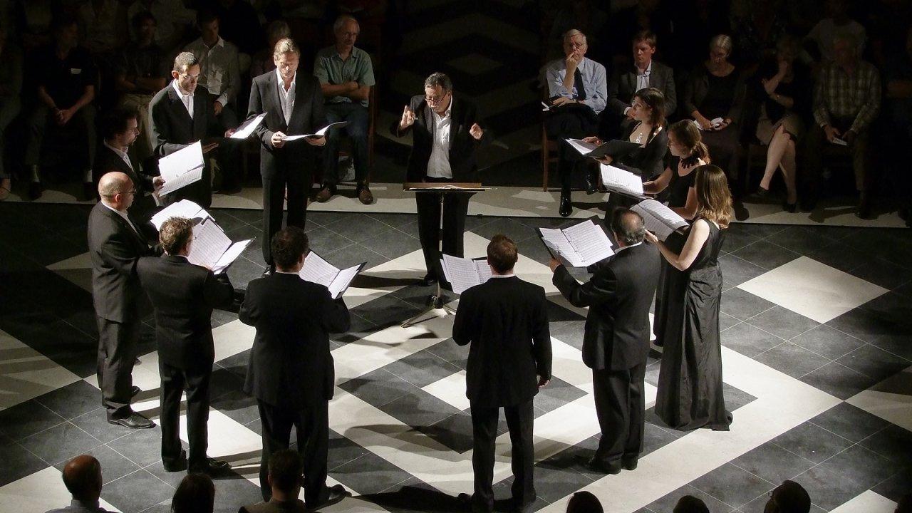 Huelgas Ensemble existuje odroku 1971.