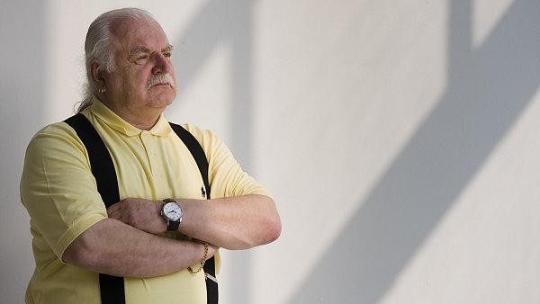 Kontroverzní Milan Knížák byl ředitelem Národní galerie 12 let