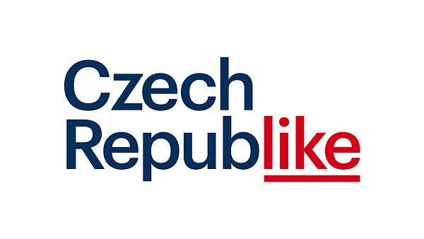 Nové logo, které zvítězilo ve výběrovém řízení agentury CzechTourism