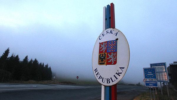 hraniční přechod, ČR