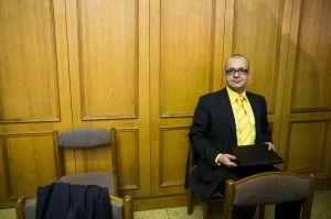 Jaroslav Škárka u soudu, 23. ledna 2013