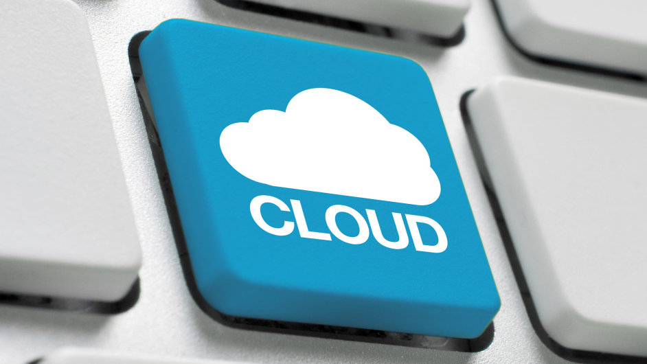 Cloud computing, ilustrační foto