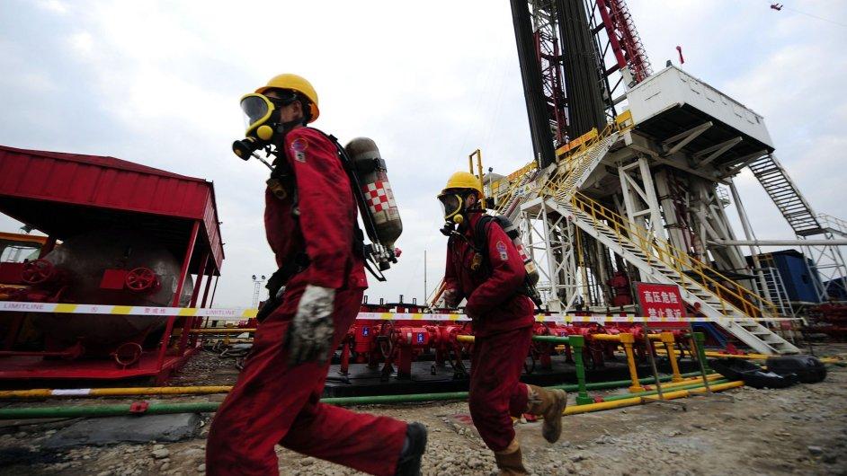 Ropná produkce v USA vzrostla  za posledních 5 let o 80 %