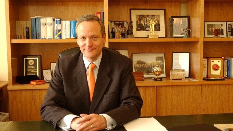 Cyril Svoboda, bývalý ministr zahraničních věcí