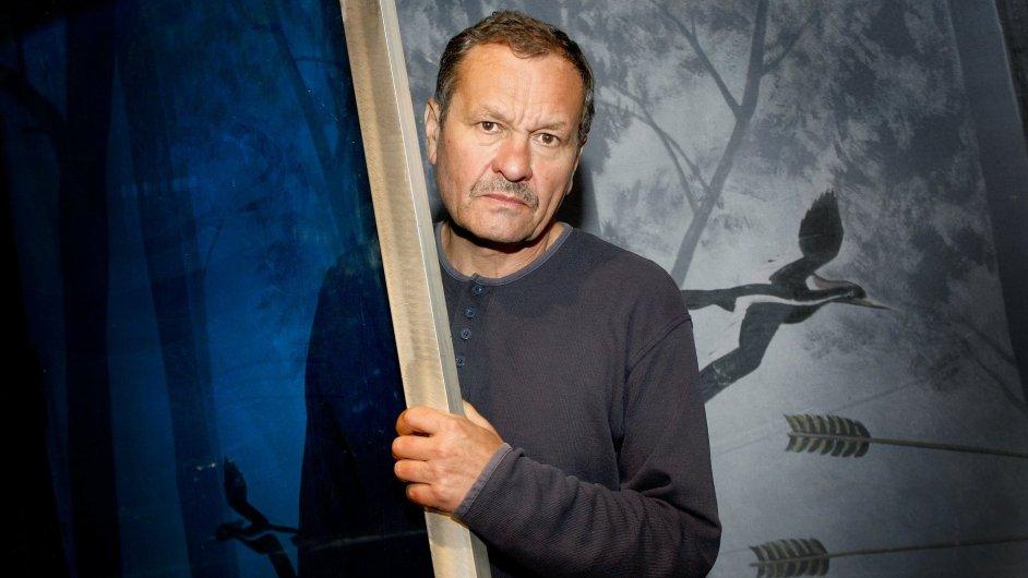 Divadelník Miroslav Krobot se pro snímek Díra inspiroval Kaurismäkim i bratry Coeny