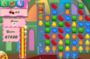 Candy Crush Saga: Předávkování cukrem může mít následky, třeba frustraci a odpor k růžové