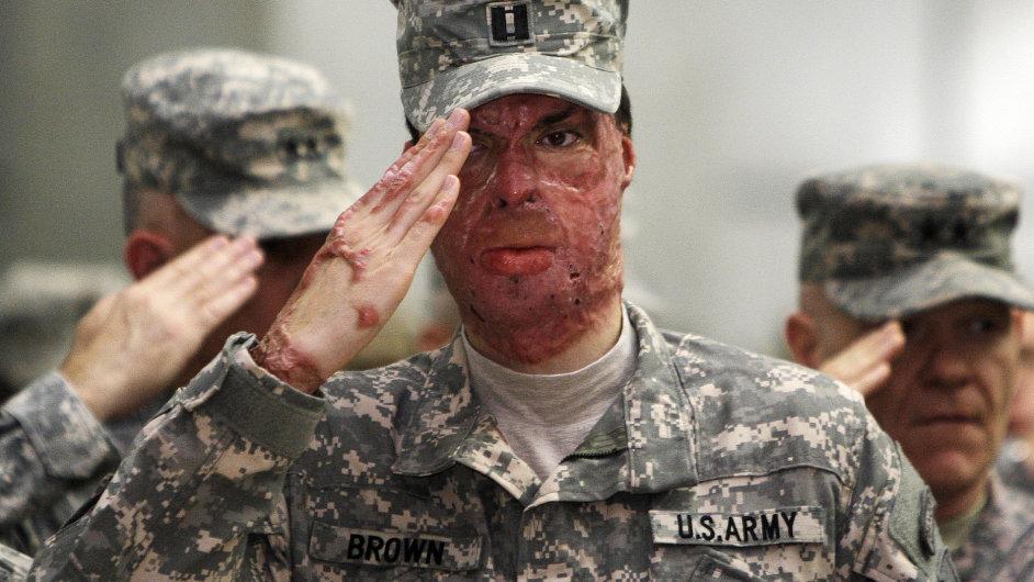 Američtí vojáci, ilustrační foto