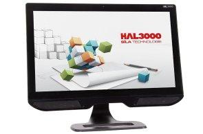 All-in-one počítač HAL3000 9304H: Dotykový panel a SSD jsou parádní, paměti mohlo být více