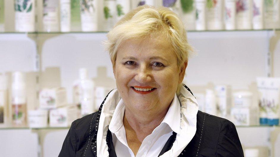 Majitelka firmy Ryor Eva Štěpánková