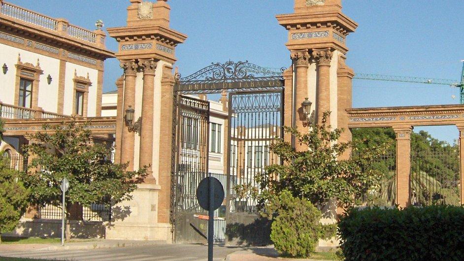Ruské muzeum si v Malaze otevře pobočku v bývalé továrně na tabák.