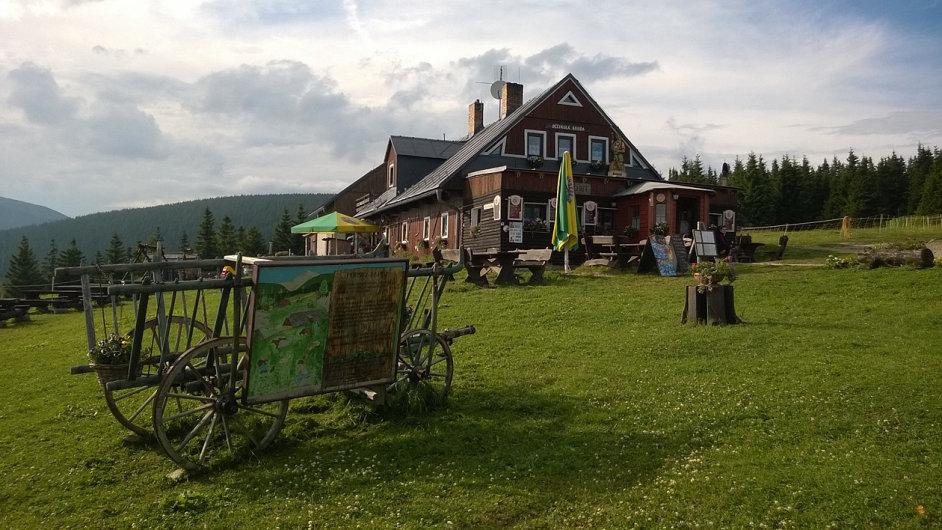 Horská farma Děčínská bouda
