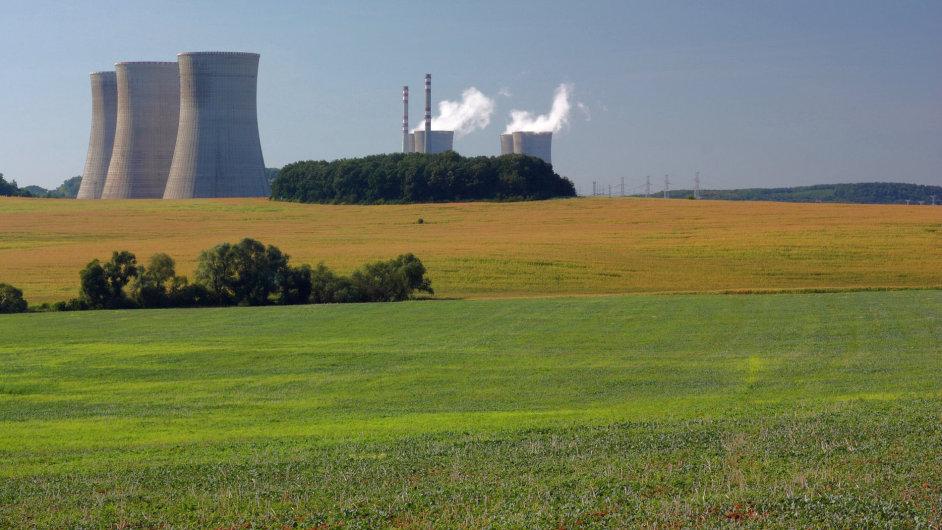 Podíl na Slovenských elektrárnách chtějí kromě ČEZ koupit i Slovnaft a MVM Group.
