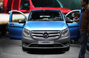 Hannover ovládly užitkové vozy. Novou dodávku ukázaly Hyundai i Mercedes