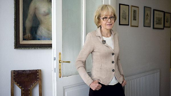 B�val� ministryn� spravedlnosti Helena V�lkov�.