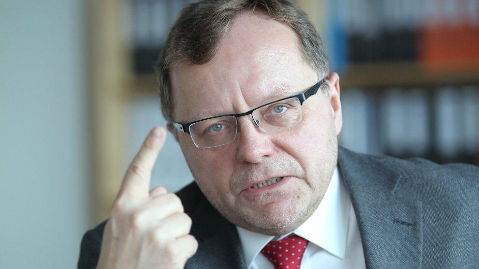 Šéf NKÚ Miloslav Kala