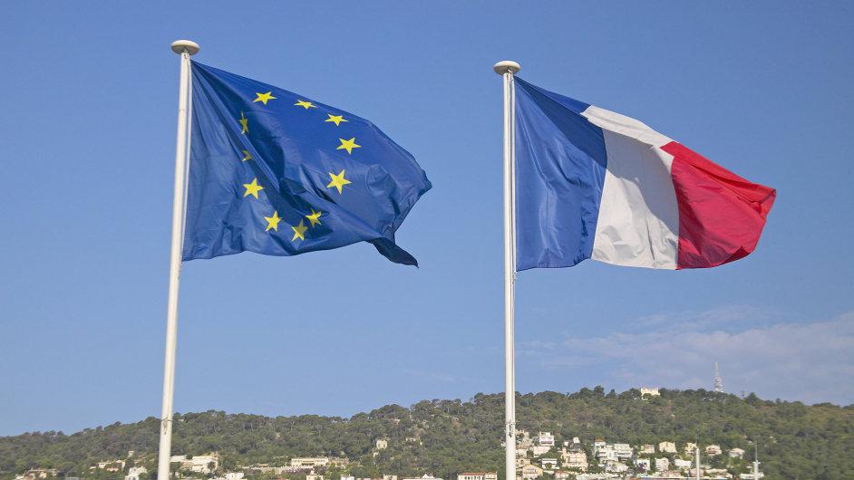 Francie dostala další dva roky na snížení rozpočtového deficitu (ilustrační foto).