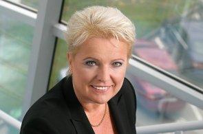 Jiřina Tapšíková, předsedkyně představenstva České leasingové a finanční asociace (ČLFA)