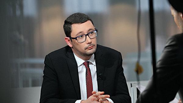 Jiří Ovčáček - tiskový mluvčí prezidenta republiky Miloše Zemana
