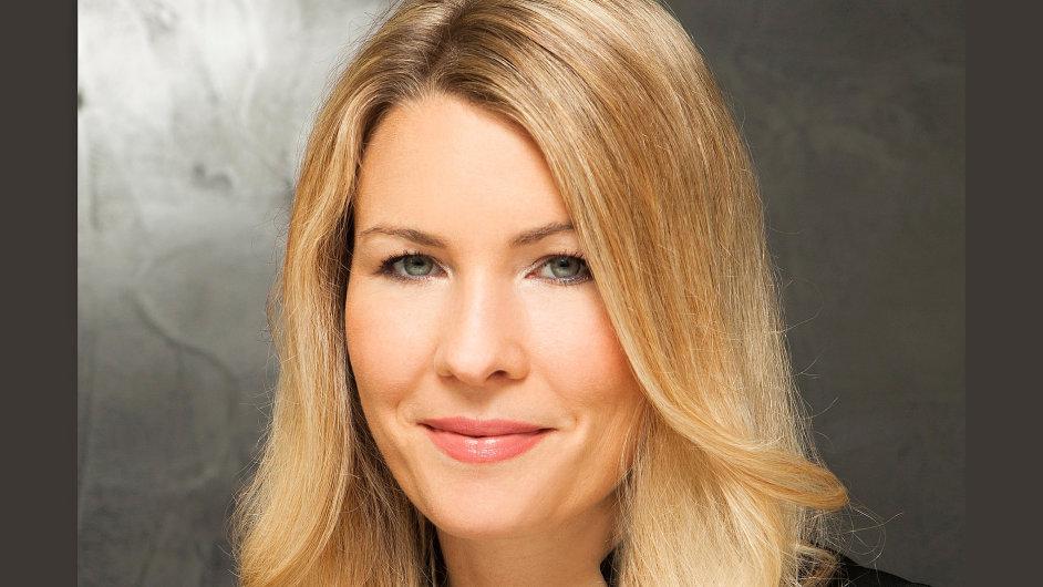 Zinaida Vojnár, ředitelka pro rozvoj mezinárodního obchodu (International Business Development Director) skupiny HB Reavis Group