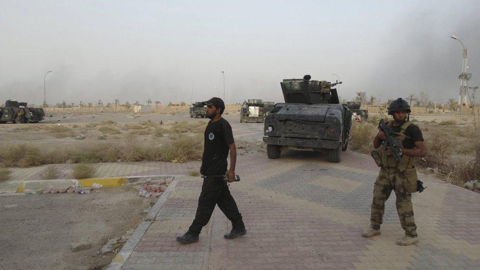 BAG523 MIDEAST CRISIS IRAQ ANBAR 0726 11