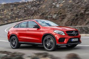 Auto Report: Mercedes GLE Coupé je auto pro pořádné ego