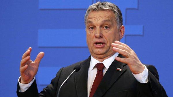 Ma�arsk� premi�r Viktor Orb�n.