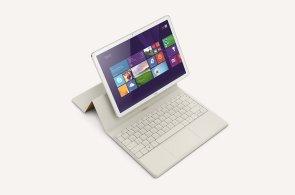 Huawei Mate Book s Windows 10 je odpověď na iPad Pro i Surface od Microsoftu