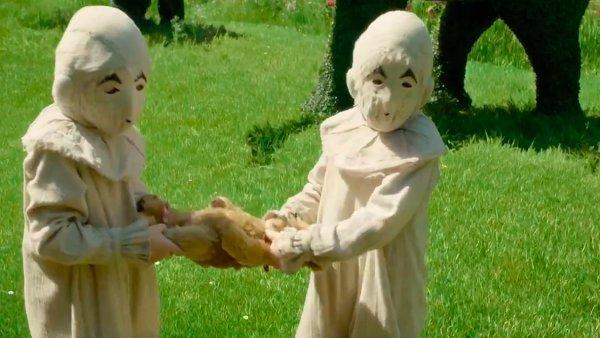 Film Sirot�inec sle�ny Peregrinov� pro podivn� d�ti vstoup� do �esk�ch kin 29. z���.