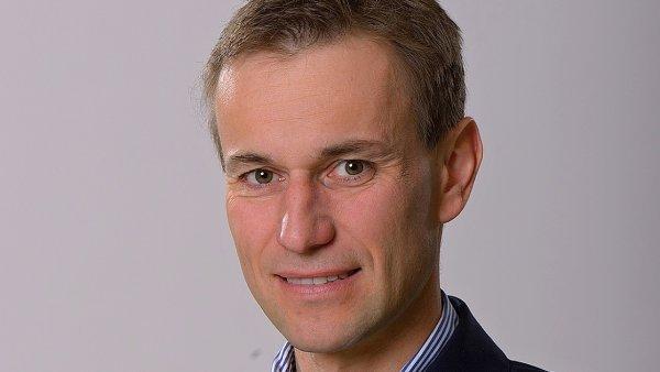 Josef Neumann, generální ředitel PepsiCo pro jihovýchodní Evropu a vybrané středomořské země