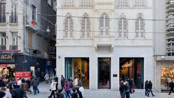 V Turecku byla v prosinci uzav�ena galerie sou�asn�ho um�n� Salt Beyoglu, podle jej�ho �editele ale o cenzuru v tomto p��pad� ne�lo.